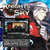 Knights of the Sky Welcome Site