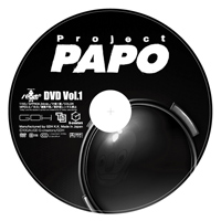 Project PAPO DVD 01巻