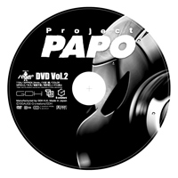 Project PAPO DVD 02巻